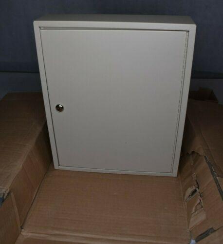 STEELMASTER Key Control Cabinet,60 Keys Capacity,Steel, Sand