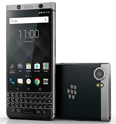 "BlackBerry KEYone BBB100-1 (FACTORY UNLOCKED) 12MP 3GB RAM 4.5"" IPS 32GB"