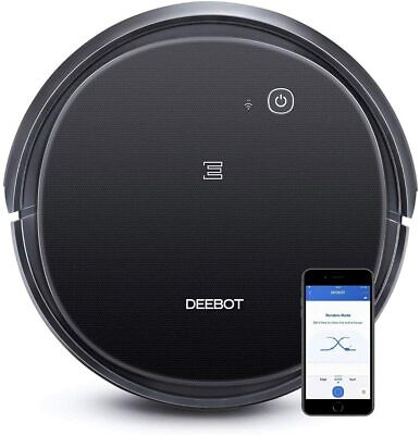 Ecovacs DEEBOT 500 Robot Vacuum Cleaner with Max Power Suction, Brand New