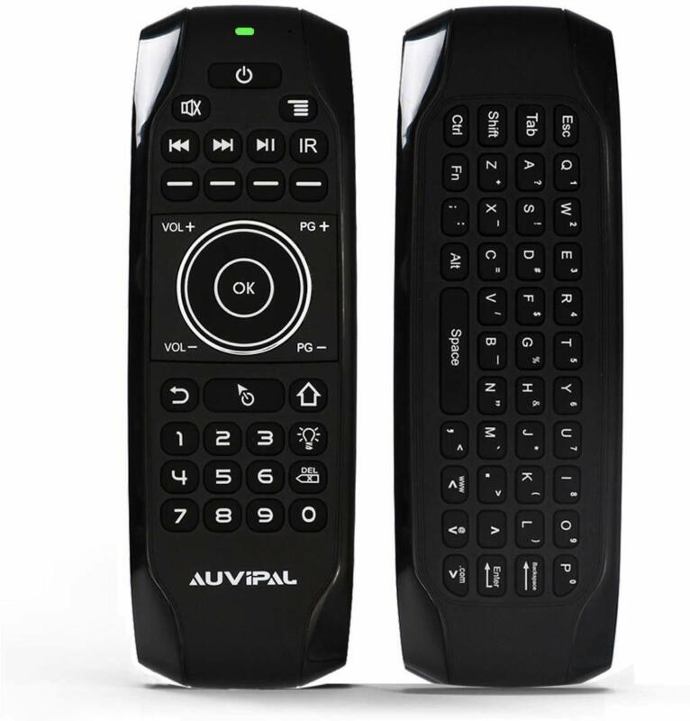 Remote Control Replacement Air Mouse Keyboard Rechargeable f