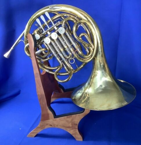 Reynolds Chambers Contempora Double French Horn #55775, Refurbished, Protec Case