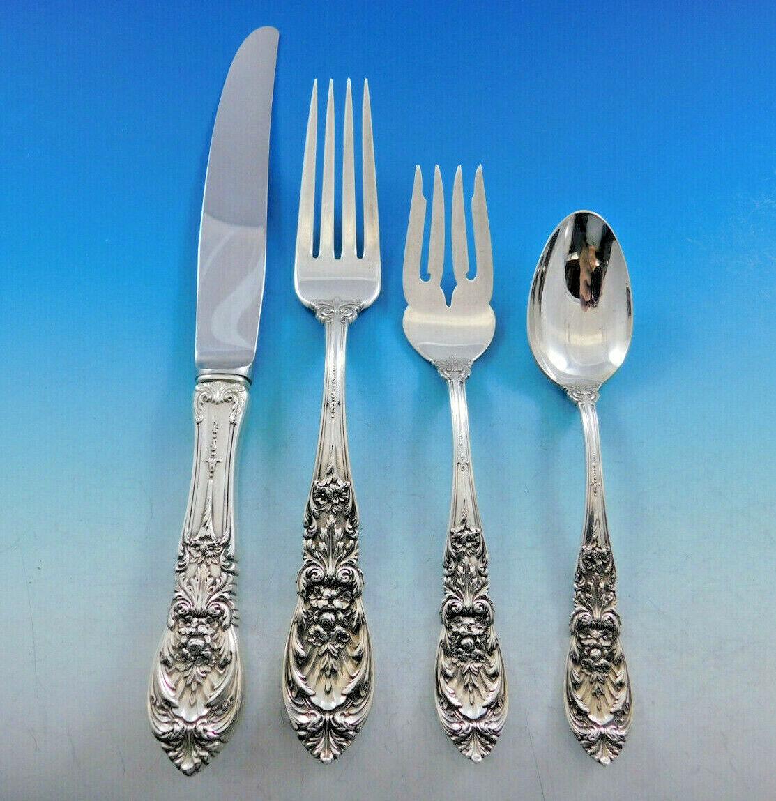 "Richelieu By International Sterling Silver Pickle Fork 5 3//4/"""