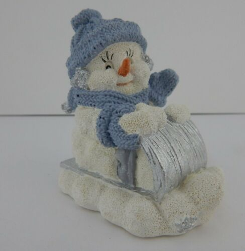 Encore Snow Buddies Tobaggonin #94211 Probably Never Displayed w/Box (558)