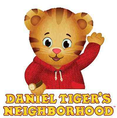 Daniel Tiger's Neighborhood Iron On Transfer 5