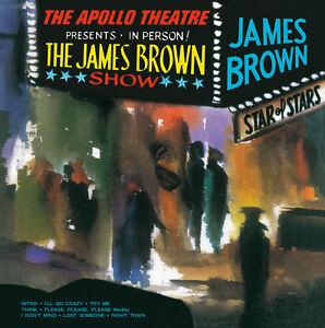 James Brown - Live At The Apollo - 180gram Vinyl LP *NEW & SEALED*