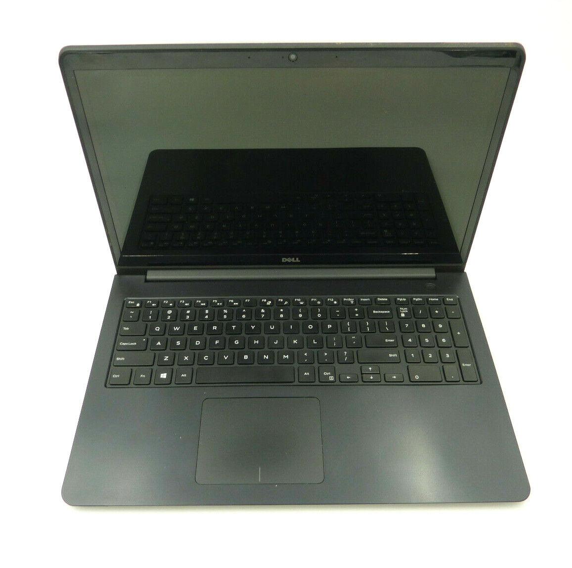 "Laptop Windows - DELL 5548 LAPTOP WINDOWS 10 i7-5500U 2.4GHz 8GB 750GB 15.6"" GRADE C 18096"