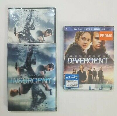 Series Digital Photo (The Divergent Series - Divergent And Insurgent - See Photos)