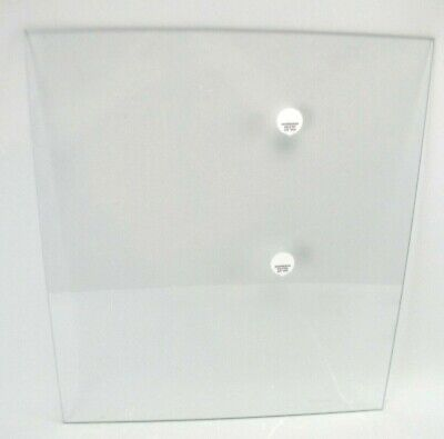 ELECTROLUX GLASS PAN COVER INSERT 240443365 17 x 15 1/2