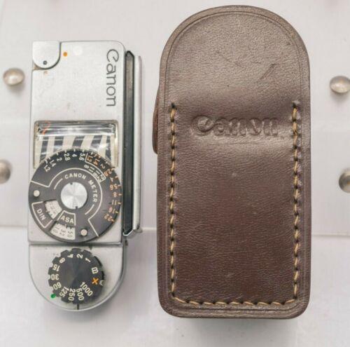 Canon Meter Shoe Mount Selenium Rangefinder Camera Light Meter P VI-L VI-T