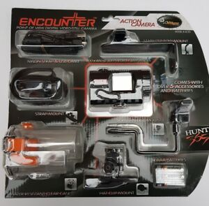 Wildgame Innovations Encounter Action Camera with Bonus Accessories
