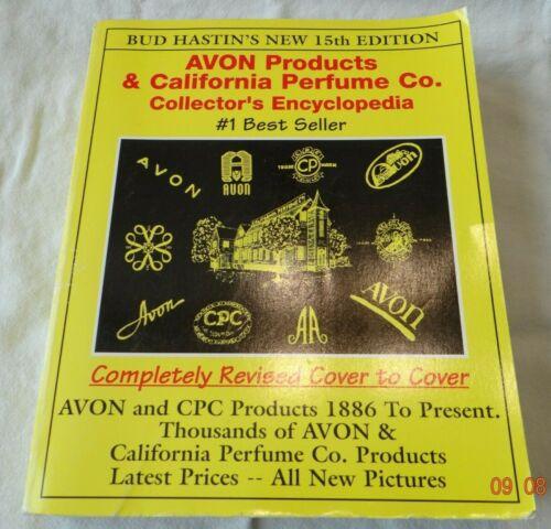 Vintage Avon Price Guide 640 pp. Bud Hastin