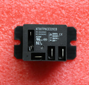 1pcs ORIGINAL NT90TPNCE220CB AC220V 40A Power Relay NEW