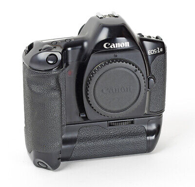 Canon EOS-1n Body Camera 35mm with Power Drive Booster E1 No.234859 Canon Eos 1n
