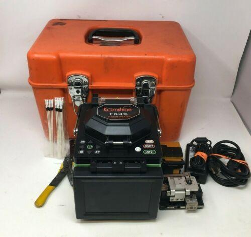 Komshine FX35 Fusion Splicer Kit