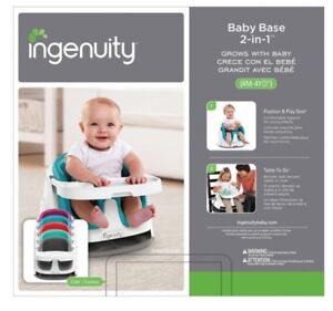 Ingenuity chair baby