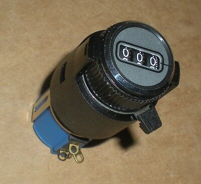 Bourns 3541h-1-502l Potentiometer 5k 10 Turns Vishay 3 Digit Turn-counting Dial