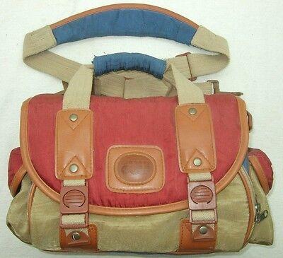 Medium Sized Carena Golf Camera Lens Shoulder Bag Carry Case 35MM SLR DSLR Video - Medium Slr Lens Case