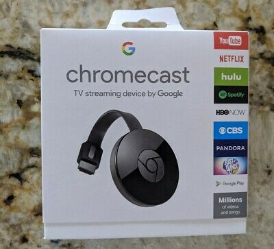 New Google Chromecast Digital HD Media Streamer (Latest Model) New