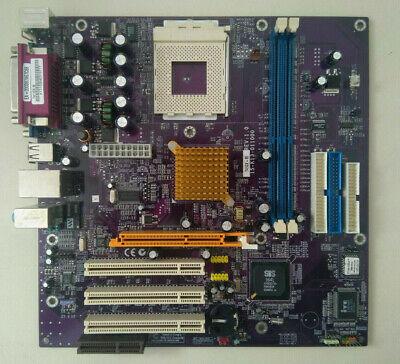 Elitegroup 741GX-M FSB333 SIS741GX IGP LAN Sound USB 2.0 mATX Sockel A Athlon XP