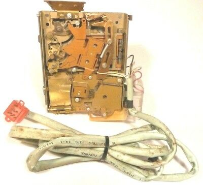 ROCK-OLA 464 JUKEBOX: Tested / Working  COIN SLUG REJECTOR MECHANISM w CABLE