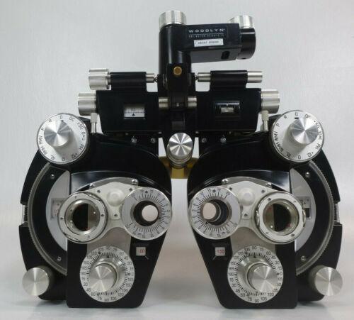 Woodlyn Classic Phoropter - Optometry / Optical / Ophthalmic Eye Test Equipment