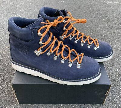 Diemme Roccia Vet Suede Hiker Boot Men's Size US 10-10.5 Made In Italy