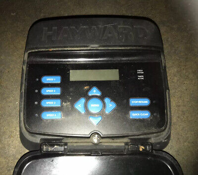 Hayward SPX3400LCD Variable Speed Pump Display for EcoStar