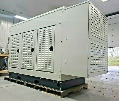 New Surplus 150kw Enclosed Natural Gas Generator Taylor Tg150 Warranty Tomay2021
