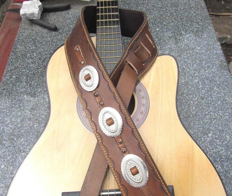 custon padded 2 1 2 guitar strap