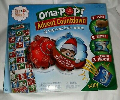 nib-The Elf On The Shelf-Orna-Pop Advent Countdown