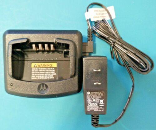 New Motorola OEM Standard Charger RLN6175A - RPN4054A for RDX Series RDU2020