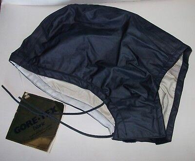 Gortex Balaclava Motorcycle Helmet/Hardhat Liner Nylon Windproof Waterproof Blue