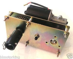 12v Dc 5rpm Spit Smoker Bbq Pig Hog Rotisserie Smoker Gear Motor Coupling