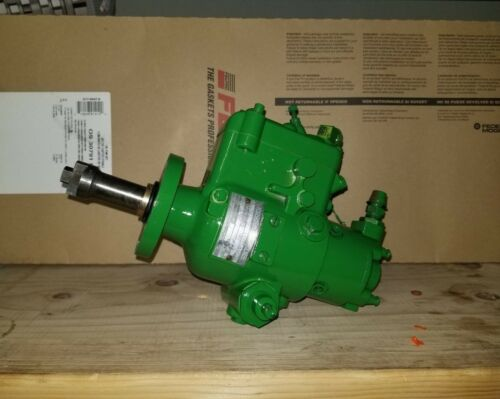 John Deere JDB & DB Diesel Injection injector Pump Rebuild service also others.