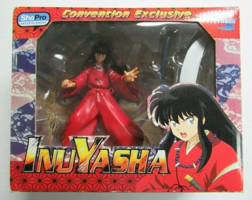 Toynami ShoPro Inuyasha  Convention Exclusive Action Figure #1296/2000
