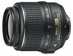 Nikon  Zoom-Nikkor 18 mm - 55 mm F/3.5-5.6  Lens