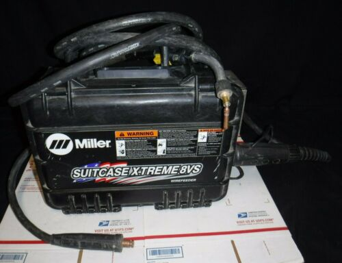 Miller SuitCase X-Treme 8VS Wire Feeder