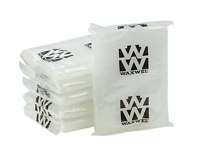 WaxWel Paraffin Bath Refill Wax Blocks, 36 lb Case, Peach