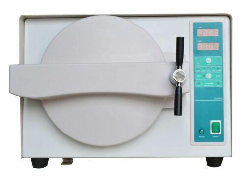 Dental 18L Medical Autoclave Vacuum Steam Sterilizer Lab Disinfection Box LK-D16