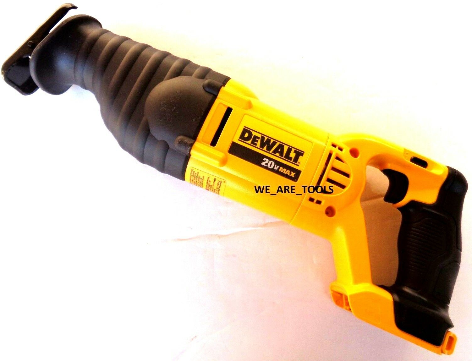 Dewalt DCS381 DCS381B 20-Volt MAX Li-Ion Reciprocating Saw -