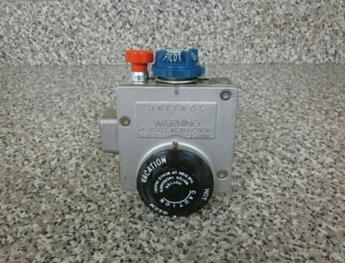 Robertshaw R110RTSPL 65-878-301 3210467 Water Heater Gas Valve Thermostat Used