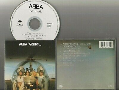 Abba Arrival CD 2001 Remasters Polydor 10 trx Dancing Queen Knowing Me EX cond D