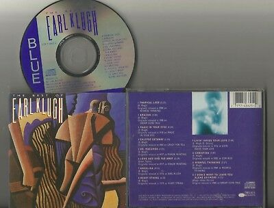 Earl Klugh  Best of CD Blue Note 12trx Tropical Legs Amazon Magic In Your Eyes