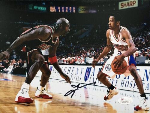 Micheal Jordan signed Autographed 8X10  Photo Reprint