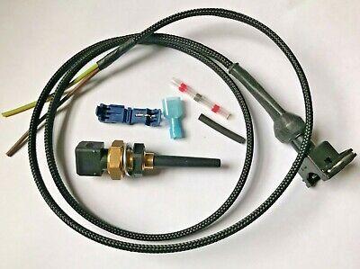 BMW E32 E34 E36 E46 M3, E39 M5 intake air temperature IAT sensor relocation kit