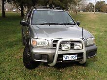 1999 Nissan Pathfinder for sale Evatt Belconnen Area Preview