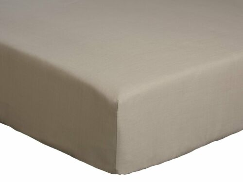 Single Argos Home 26cm Fitted Sheet