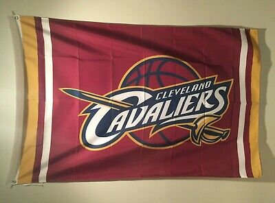 Cavs FLAG 3X5 Cleveland Cavaliers Banner American Basketball Fast USA Shipping
