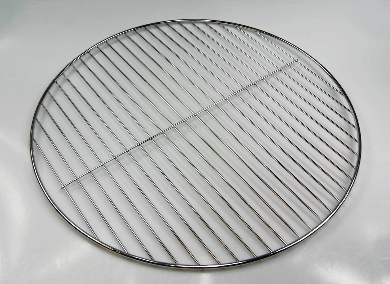 Grillrost verchromt 34,5 / 44,5 / 54,5 cm Kugelgrill für 37 47 57 Weber