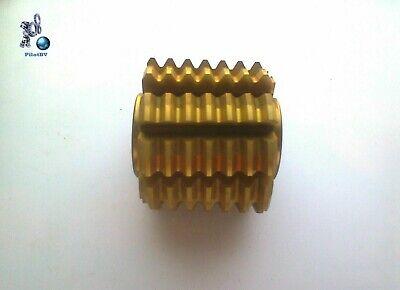Involute Spline Hob Cutter M2.5 Pa30 Hss Ussr